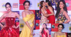 Celebs At Red Carpet Of Zee Cine Awards 2019
