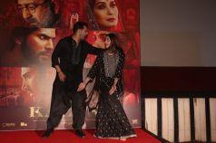 Varun Dhawan And Alia Bhatt At First Class Song Launch Of Kalank