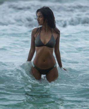 Paloma Monnappa Bikini Photo Shoot