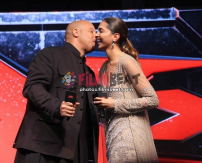 XXX Return Of Xander Cage Press Conference In Mumbai