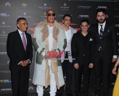 XXX Return Of Xander Cage Special Screening In Mumbai