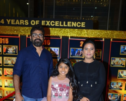 Celebs at Sakshi Excelency Awards
