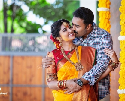 Sneha Prasanna Second Baby Shower Latest Exclusive Photos