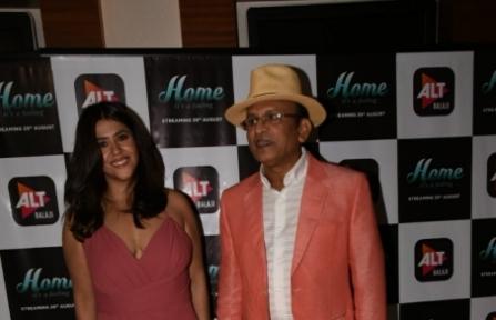 ALTBalaji's Upcoming Series 'Home' Trailer Launch