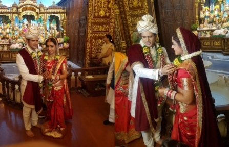 Parul Chauhan & Chirag Wedding Photos