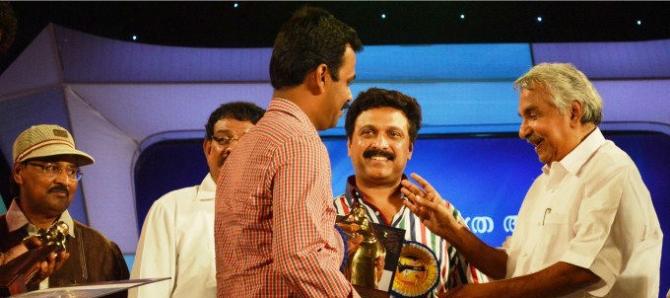 Kerala Government Award for film Salt N Pepper