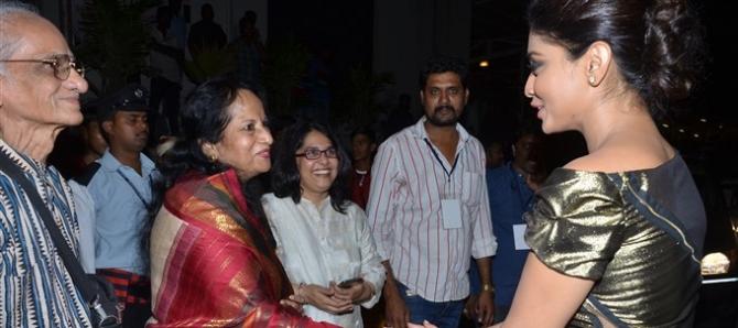 Celebs At Zee Apsara Awards 2017