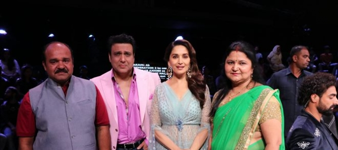 Dancing Uncle Sanjeev's Dream To Meet Govinda Comes True On Colors Dance Deewane