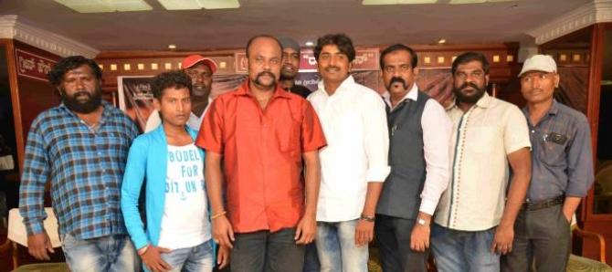 Keechakaru Movie Press Meet