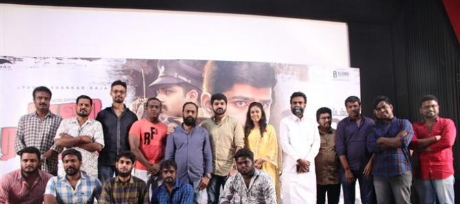 Raja Ranguski Movie Press Meet