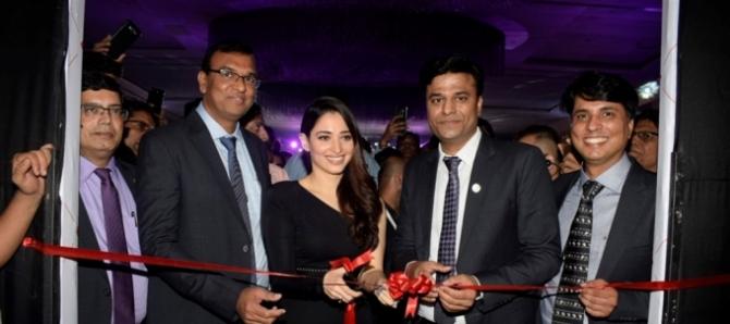 Tamannaah Bhatia Brand Ambassador For EVA GRES