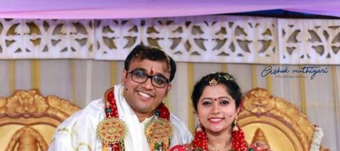 Telugu TV Actress Lahari Marriage