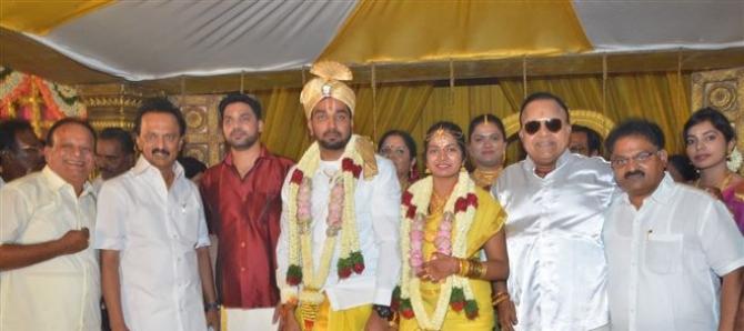 Vasu Vikram's Daughter Sandhiya Wedding