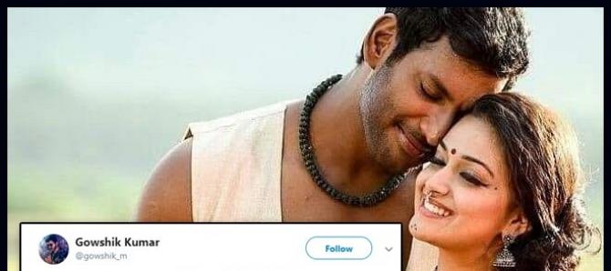 Sandakozhi 2 Movie Twitter Audience Reaction