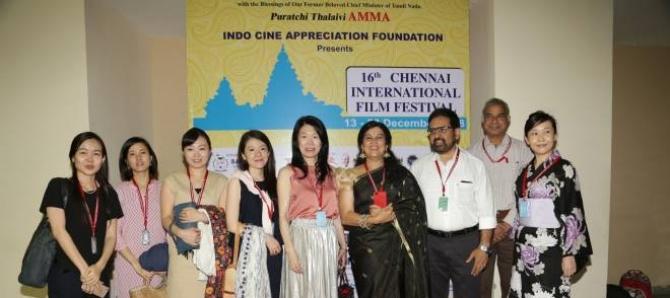 16th Chennai International Film Festival Inauguration