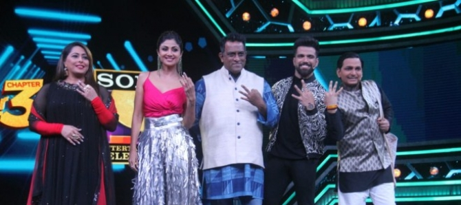 The Launch Of Super Dancer Season 3