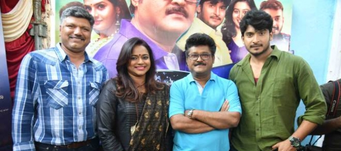 Premier Padmini Film Shooting Press Meet