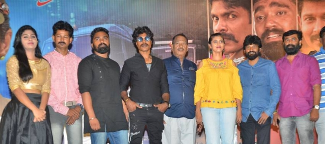 EP CO - 302 Movie Press Meet
