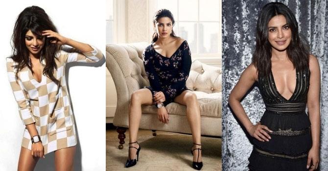 Priyanka Chopra Birthday Special Photos
