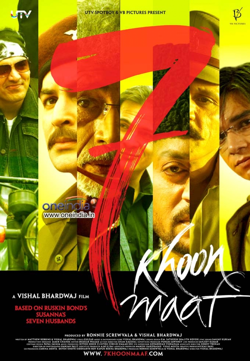 7 Khoon Maaf Photos