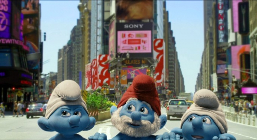 The Smurfs Photos