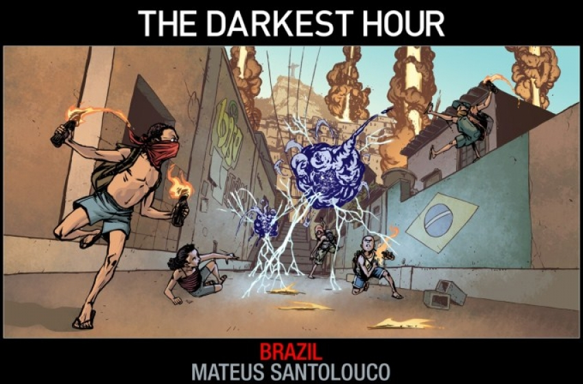 The Darkest Hour Photos