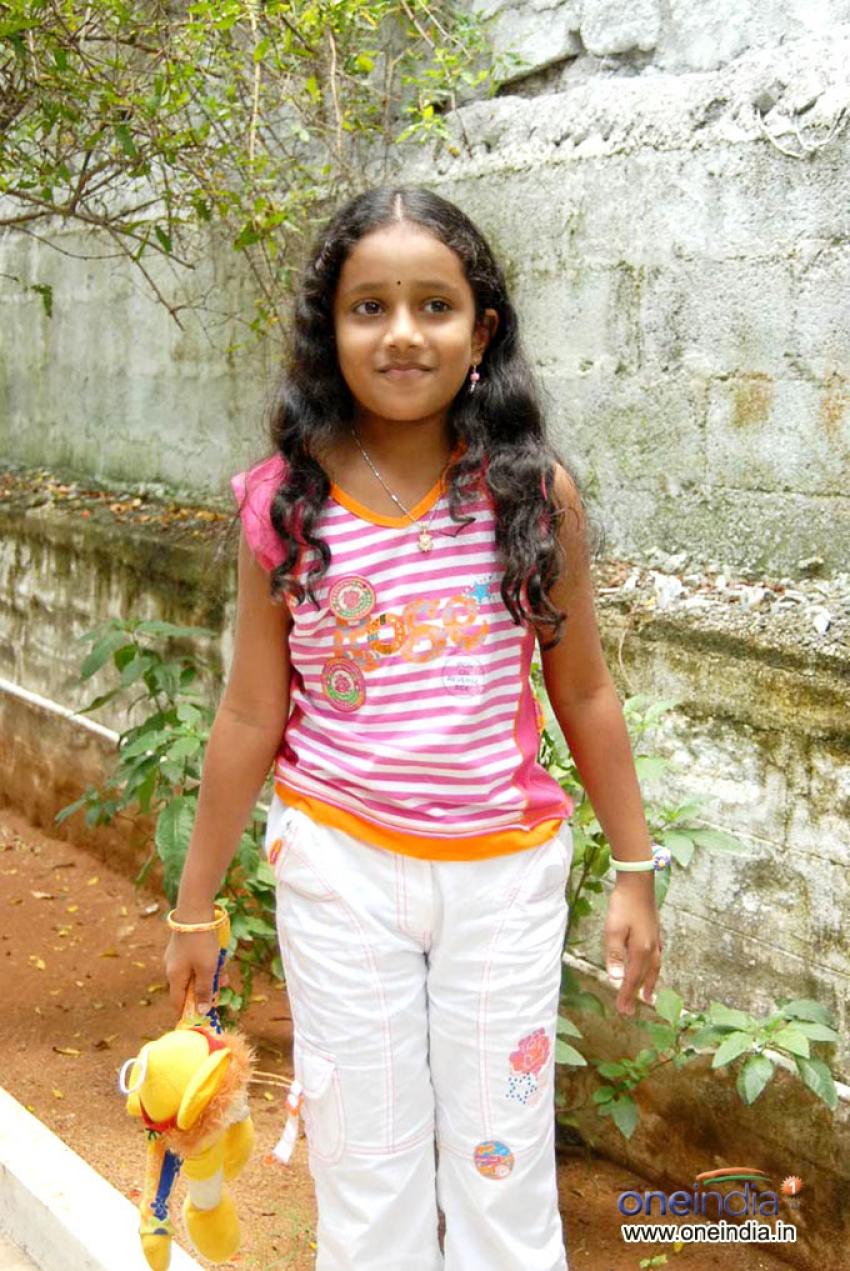 Baby Neha Photos
