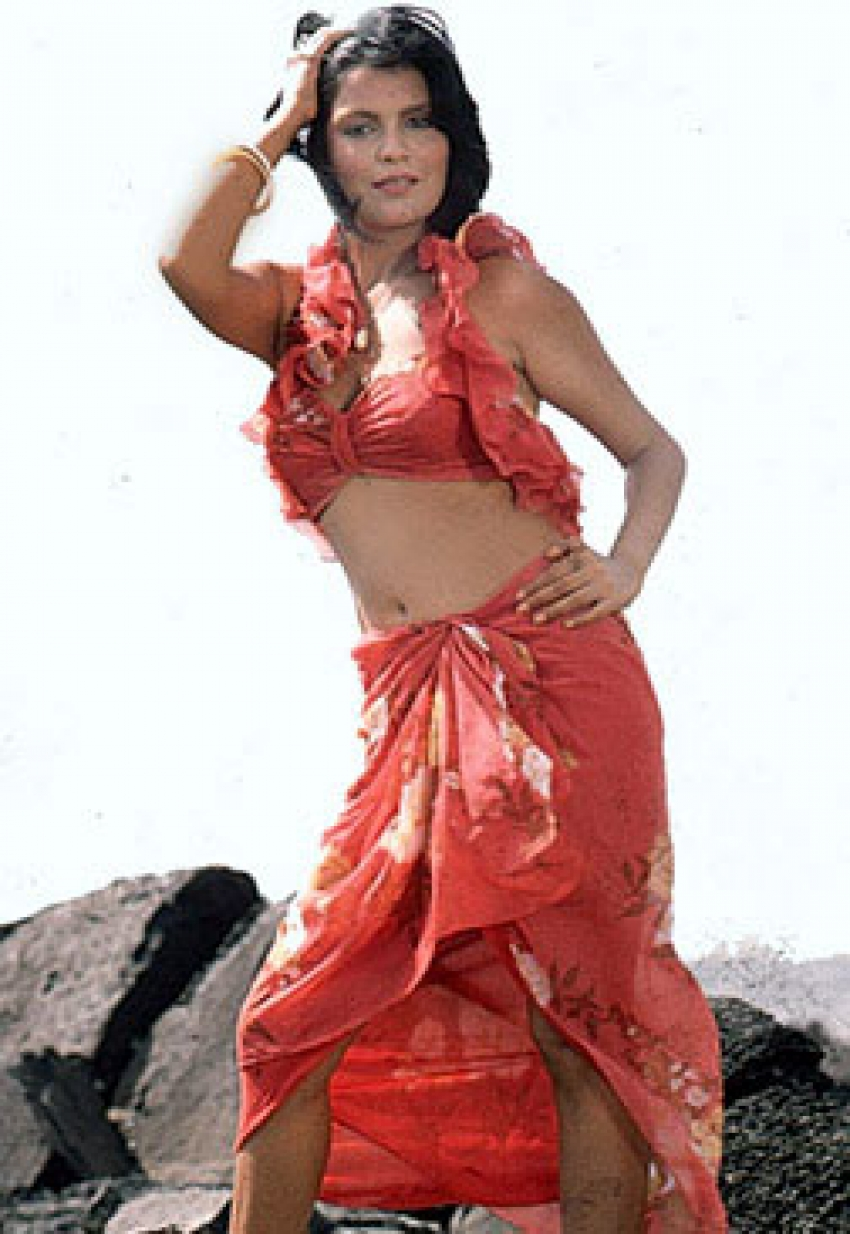 Zeenat Aman Photos
