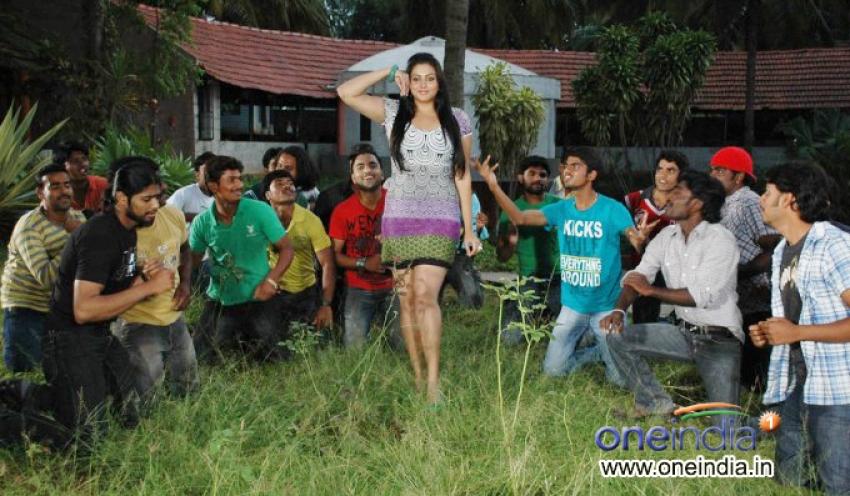 Namitha I Love You Photos