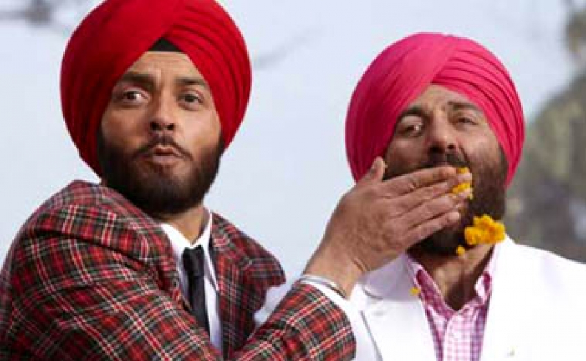 Yamla Pagla Deewana Photos