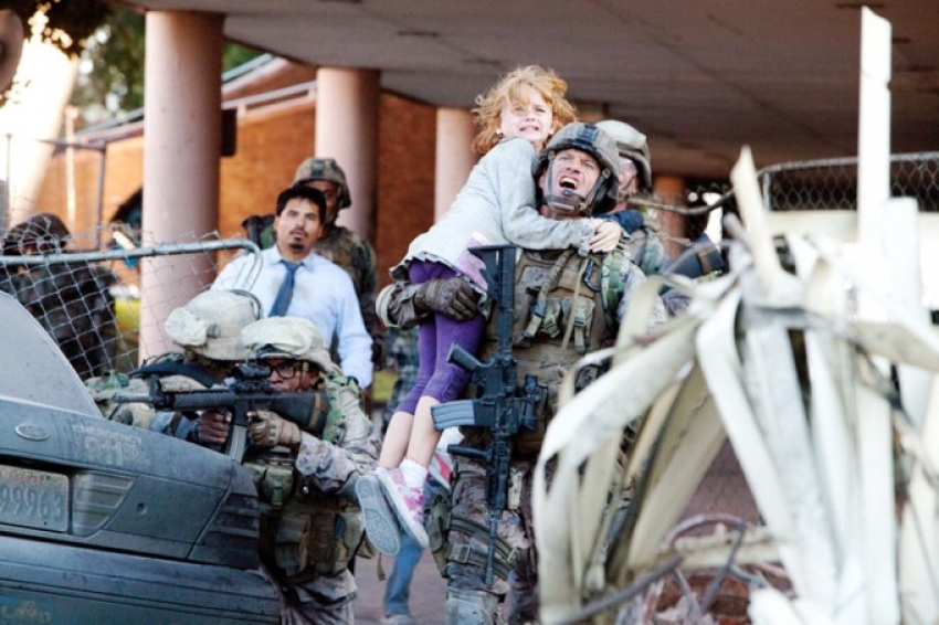 World Invasion: Battle Los Angeles Photos