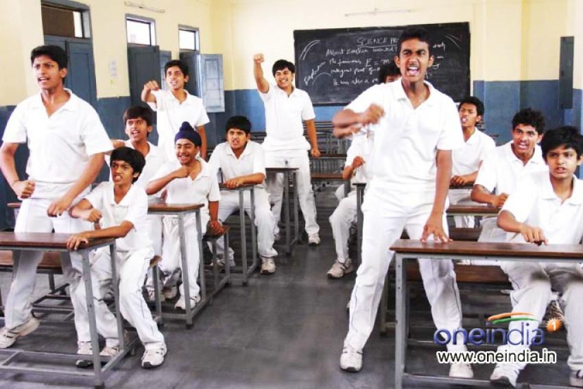 golconda high school movie cast