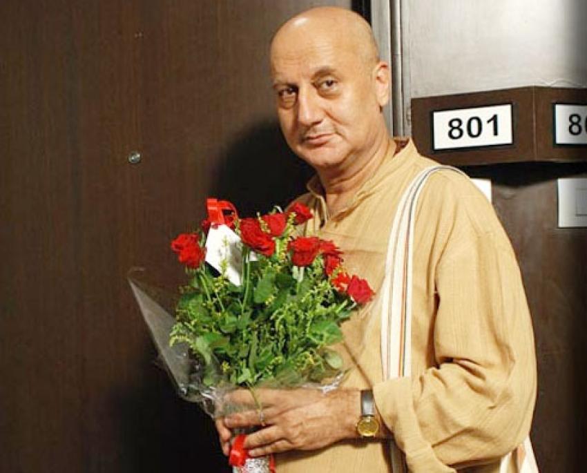 Anupam Kher Photos