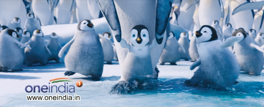 Happy Feet Two Photos