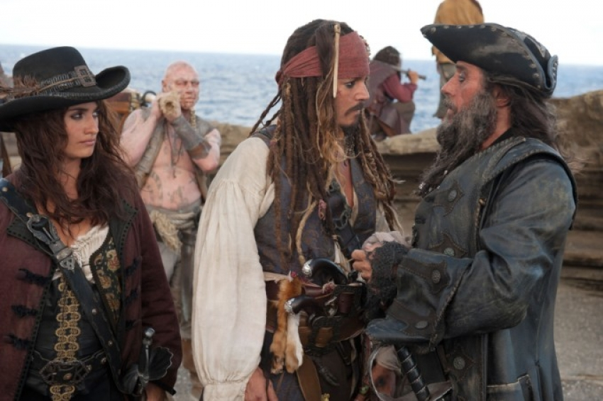 Pirates Of The Caribbean: On Stranger Tides Photos