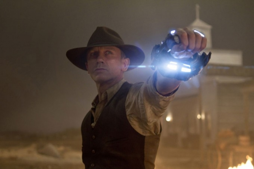 Cowboys And Aliens Photos