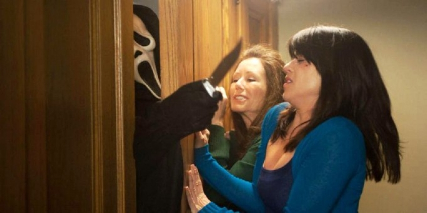 Scream 4 Photos