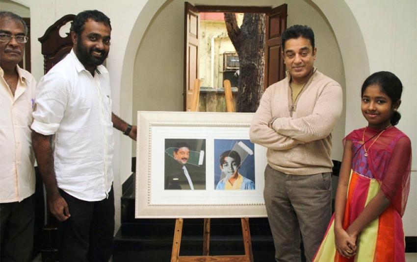 Kamal Haasan 57th Birthday Celebration Photos