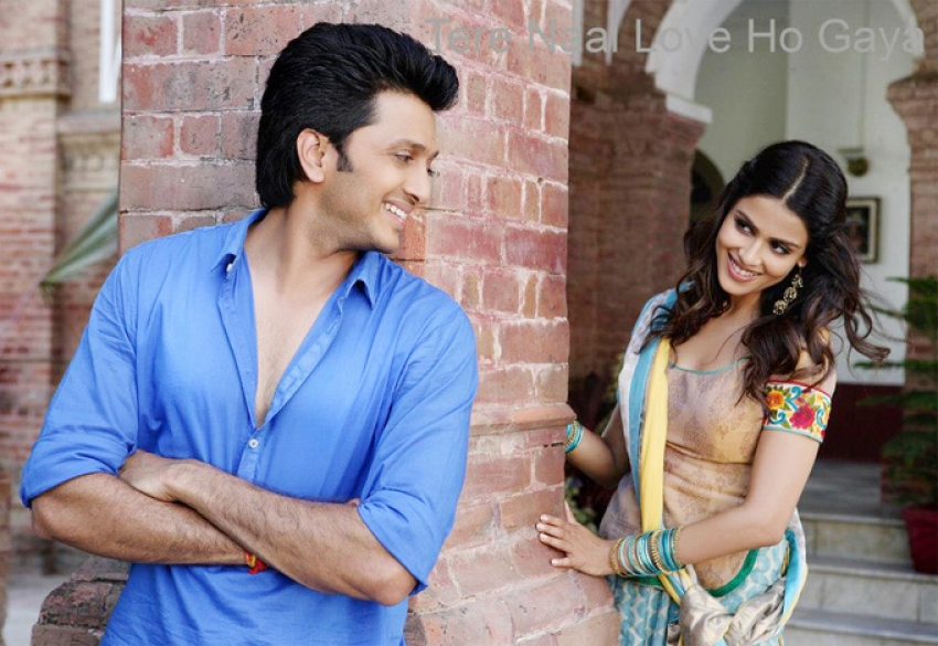 Tere Naal Love Ho Gaya Photos HD Images Pictures Stills First Look Posters Of Movie