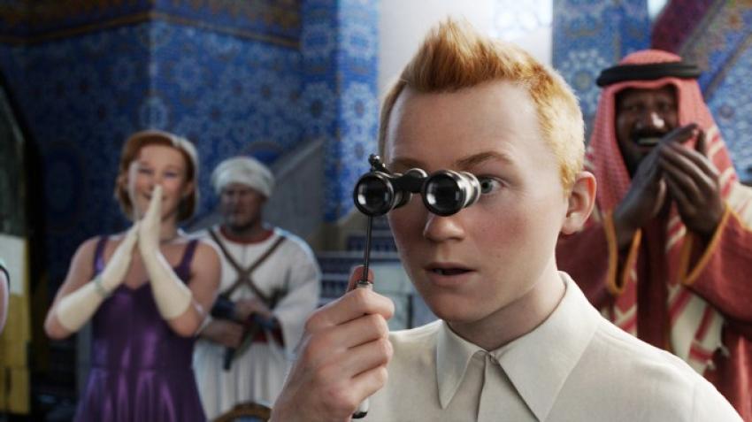 The Adventures of Tintin Photos