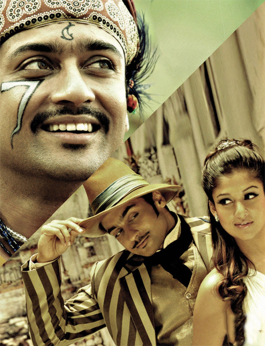 Aadhavan Photos