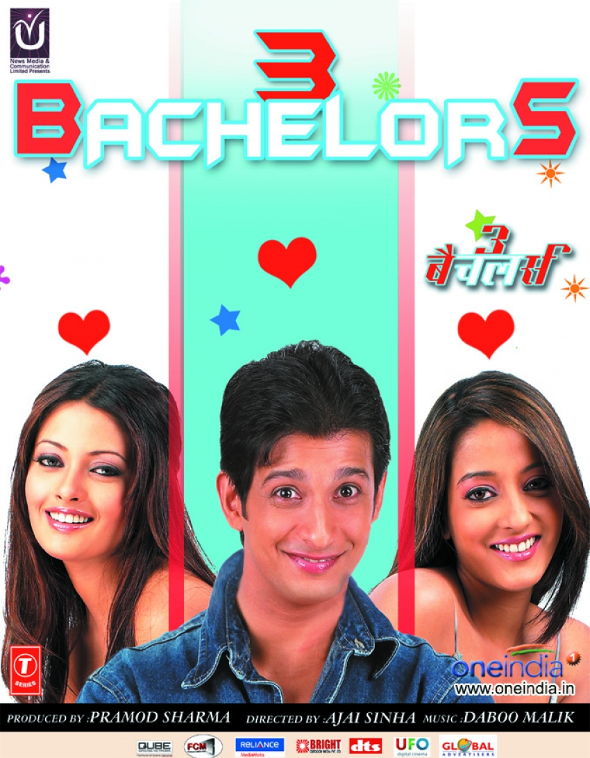 3 Bachelors Photos