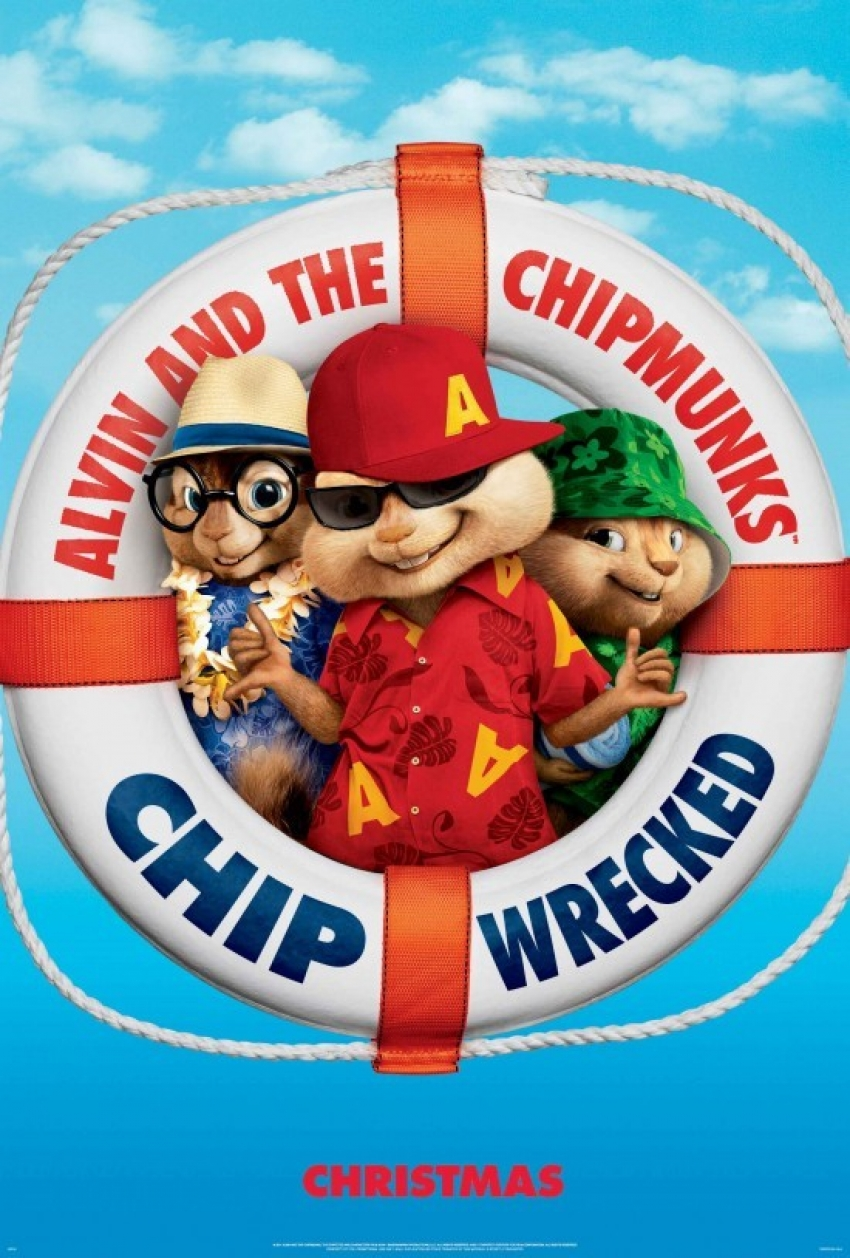 Alvin and the Chipmunks: Chip-Wrecked Photos