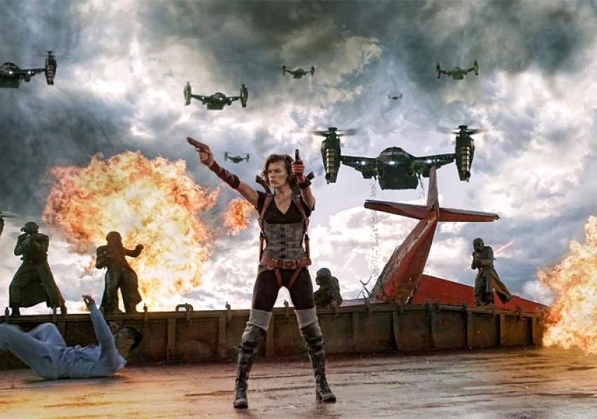 Resident Evil: Retribution Photos
