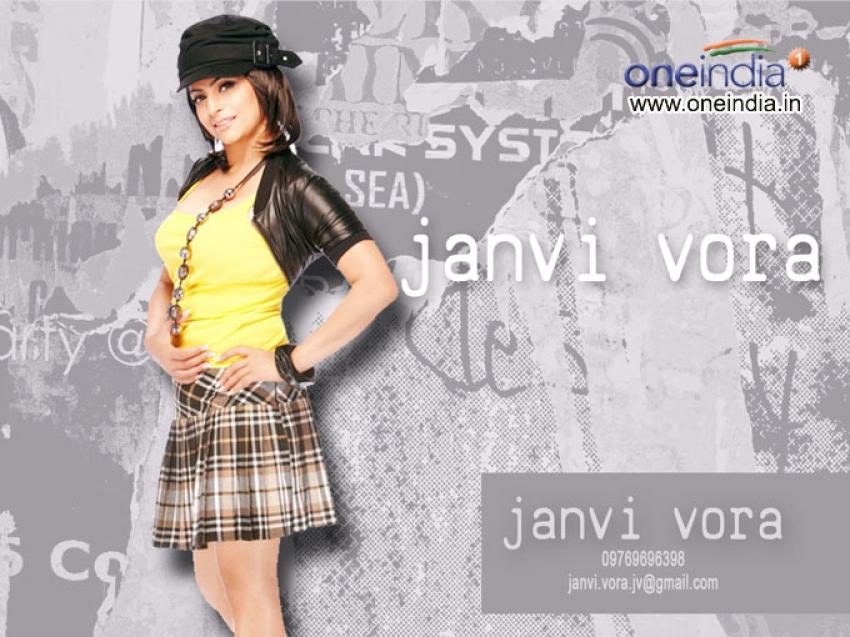 Janvi Vora Photos