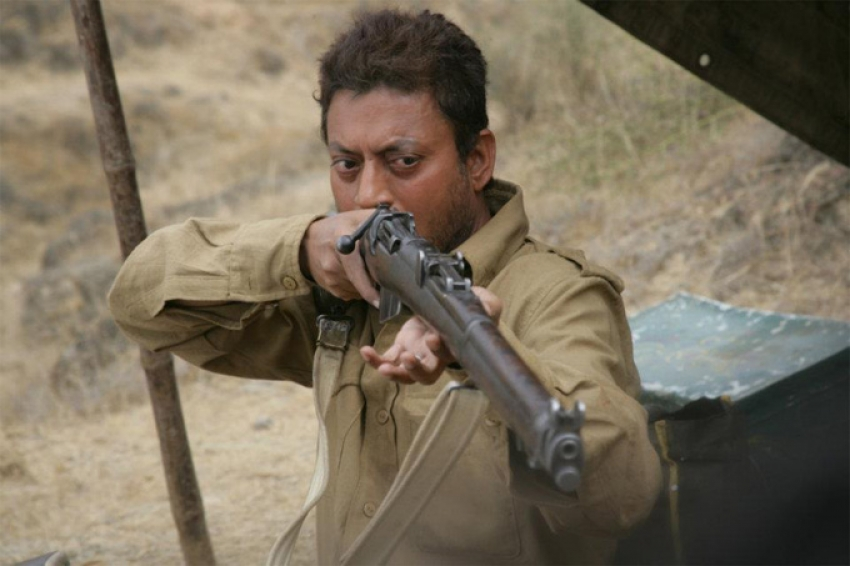 Irrfan Khan as Paan Singh Tomar