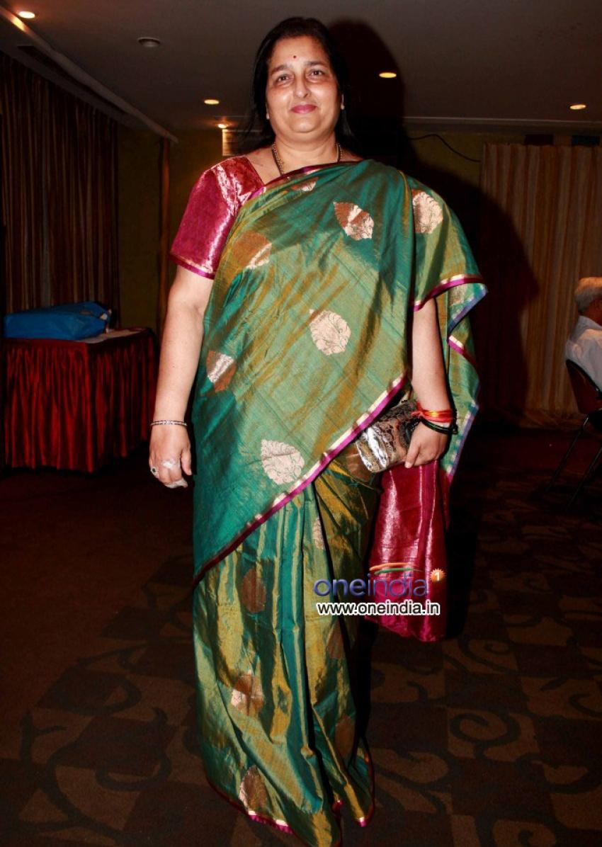 Anuradha Paudwal Photos