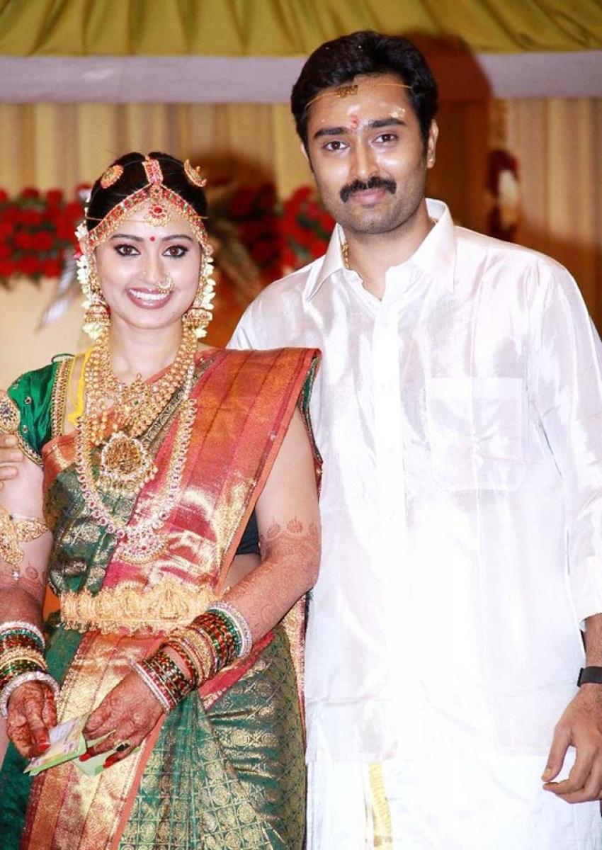 Sneha And Prasanna Wedding Photos Filmibeat