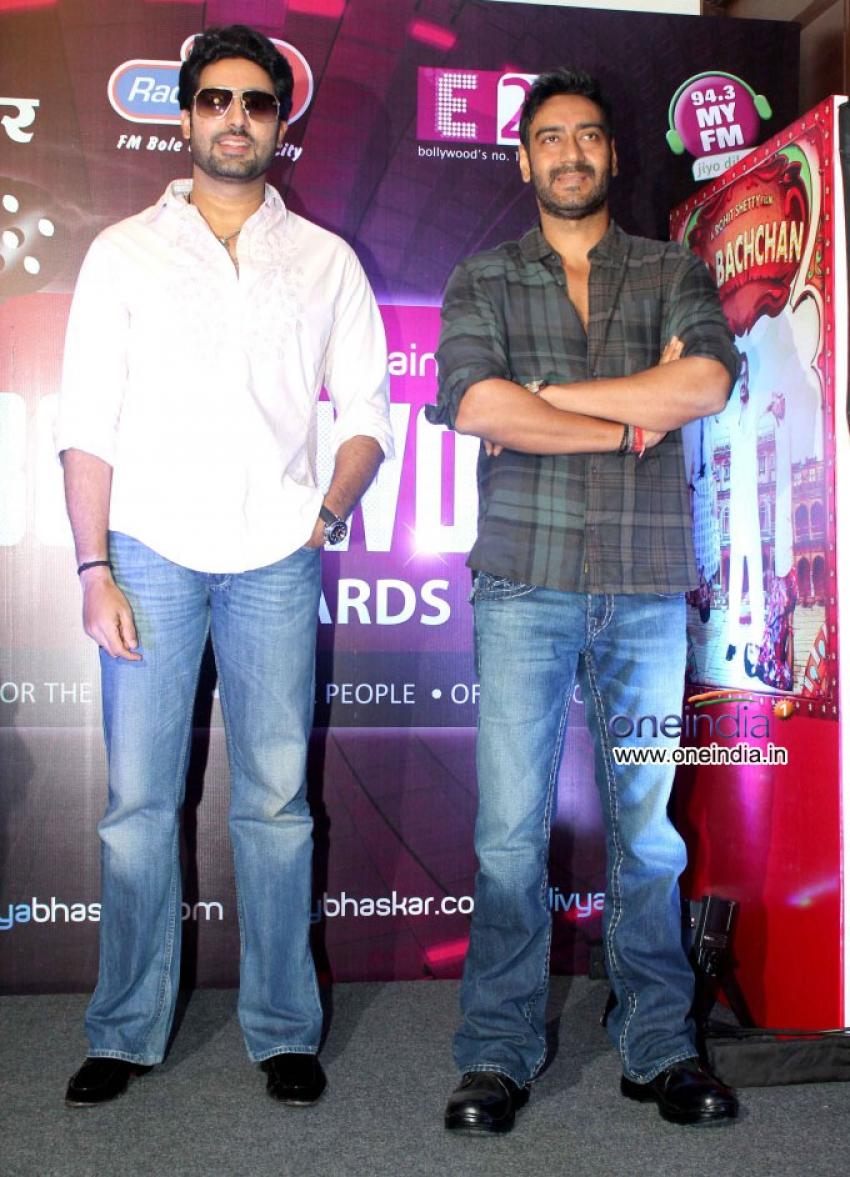 Dainik Bhaskar Bollywood Awards Launch Photos