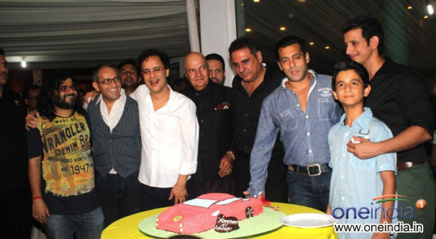 Ferrari Ki Sawaari Success Bash Photos